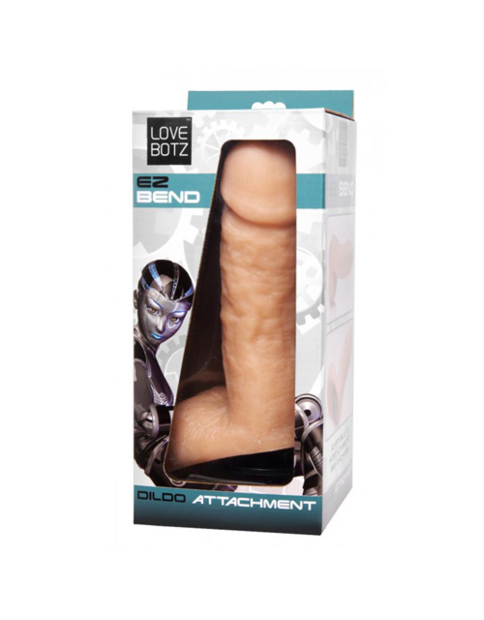 Lovebotz Dildo Opzetstuk Voor LoveBotz Seksmachine
