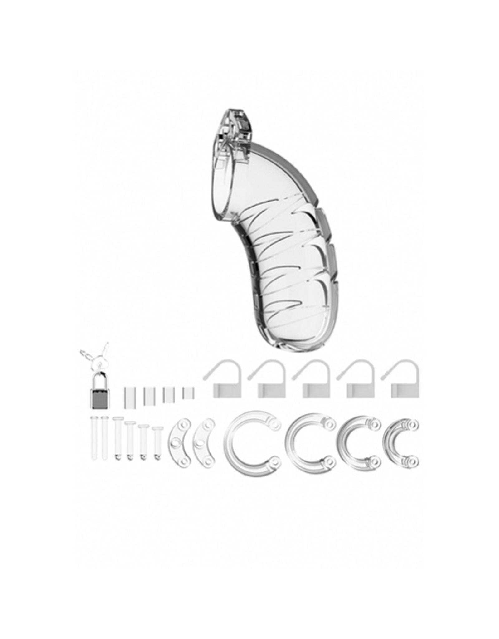 ManCage ManCage 04 Kuisheidskooi - Transparant