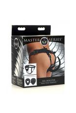 Master Series Ass Holster Buttplug Harnas
