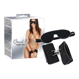 Bad Kitty Bondage Set - Zwart
