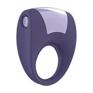 Ovo Ovo B8 Vibrating ring paars