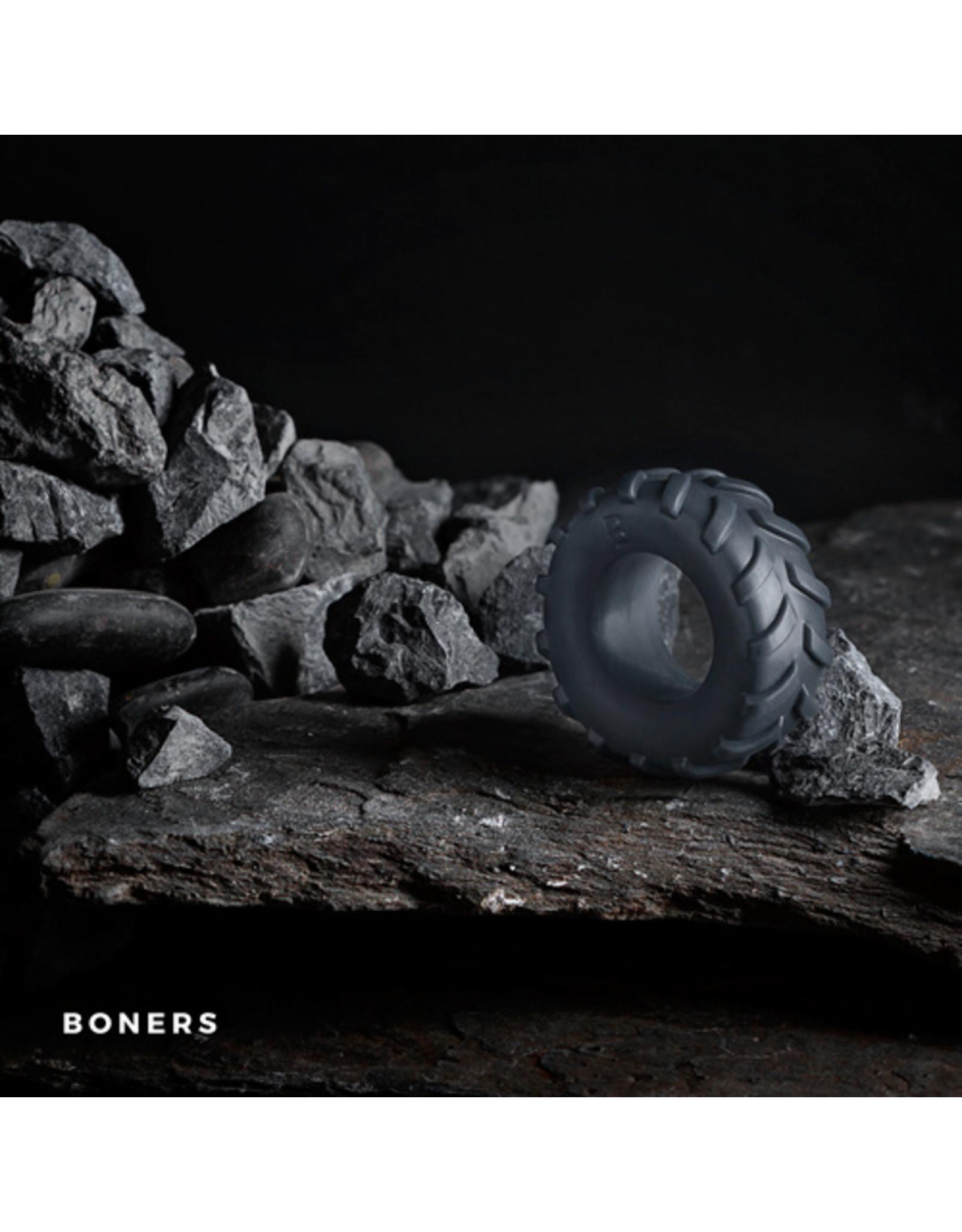 Boners Band Cockring - Grijs