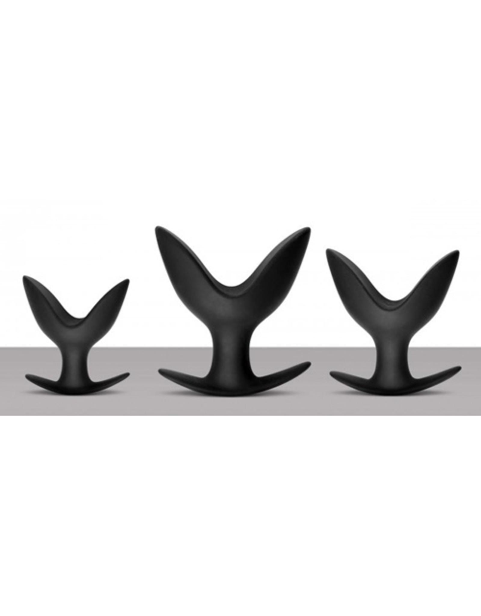 Master Series Ass Anchors Ankerplugs Set - 3 Stuks