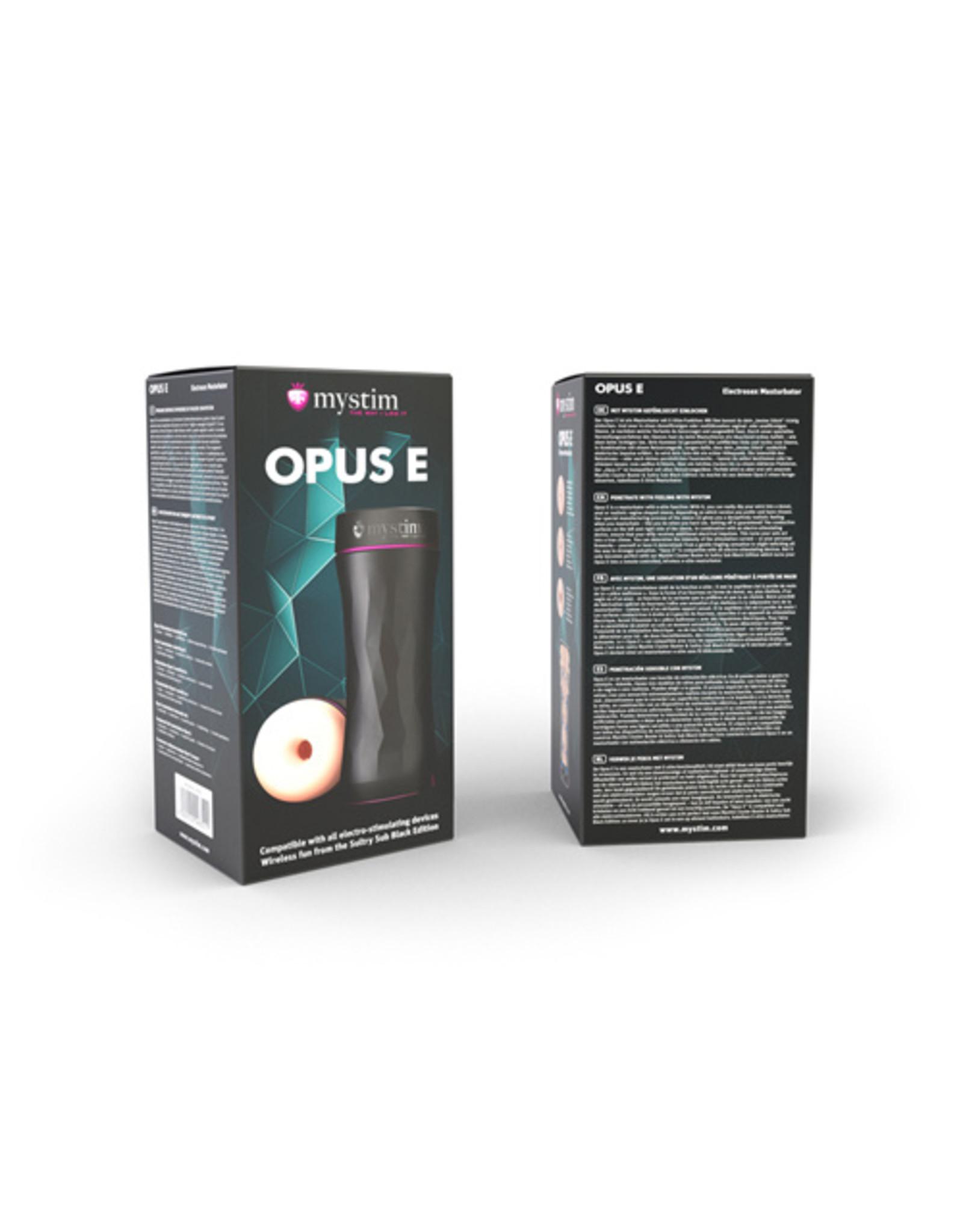 Mystim Mystim Opus E-Masturbator - Donut