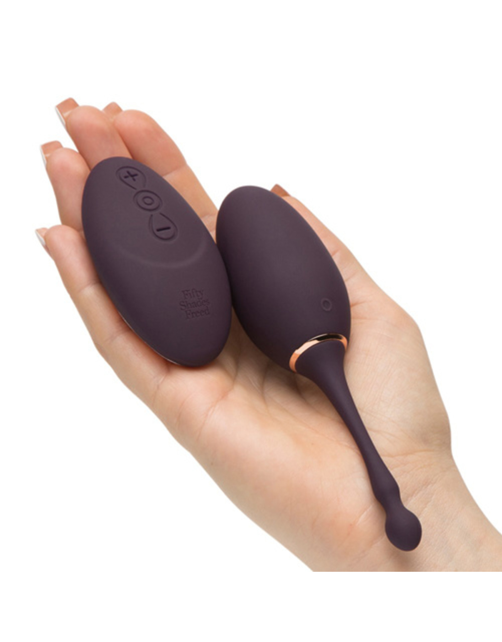 Fifty Shades Freed Fifty Shades Freed Vibratie-Eitje Met Afstandsbediening