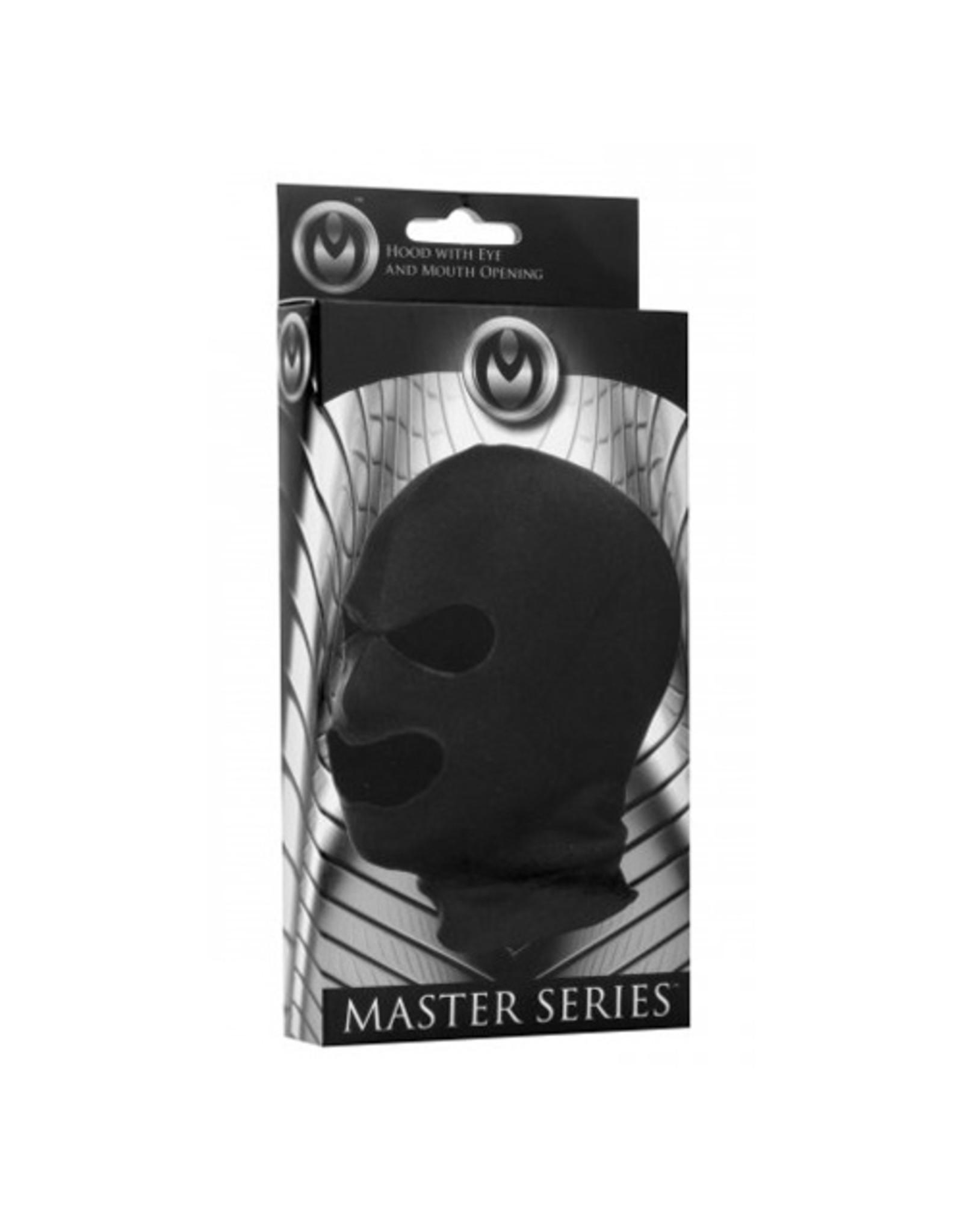 Master Series Facade Bondagemasker