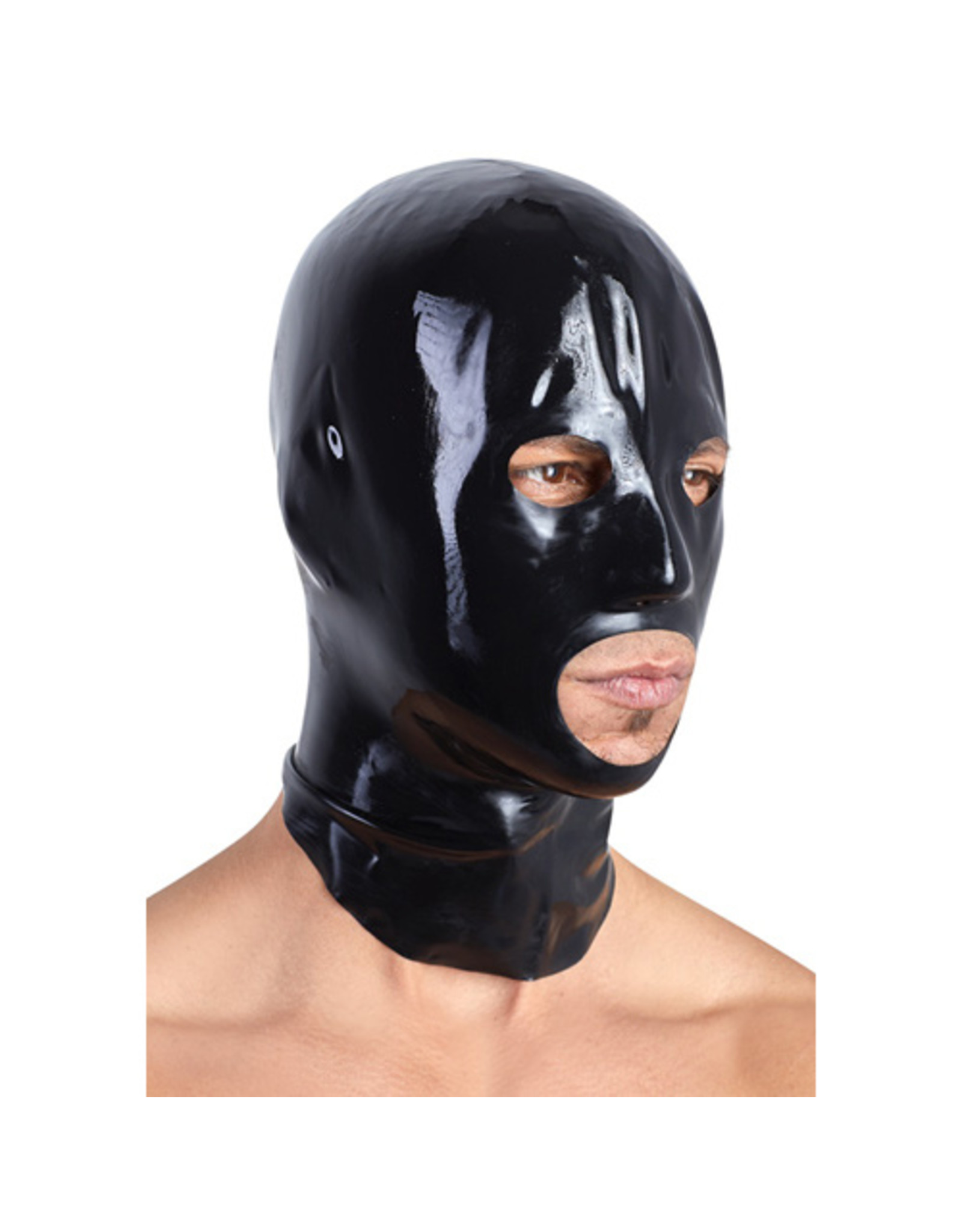 The Latex Collection Latex Masker Voor Vrouwen