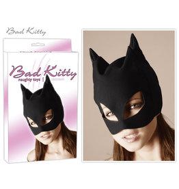 Bad Kitty Zwart Kattenmasker