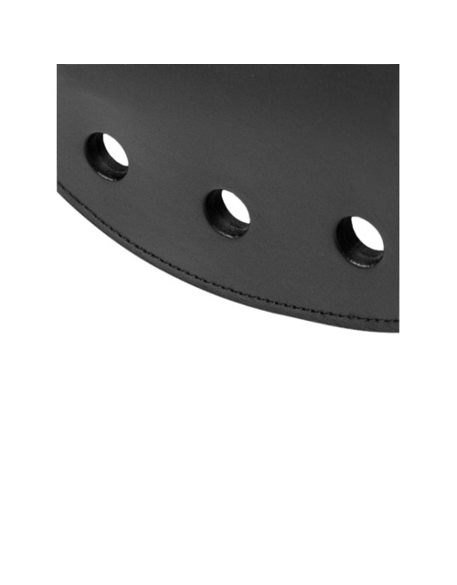 Strict Leather Leren Paddle Met Gaten