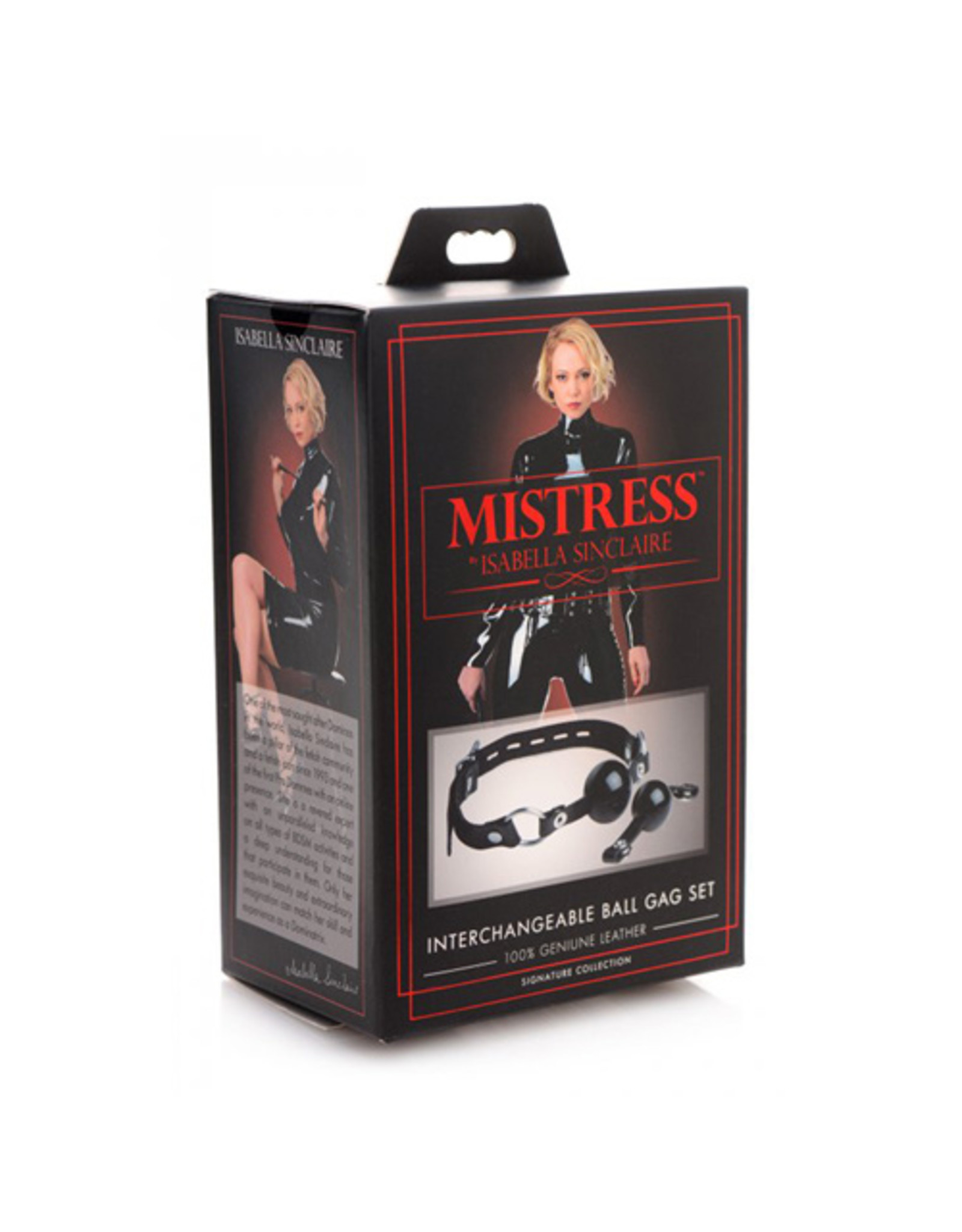 Mistress by Isabella Sinclaire Isabella Sinclaire Ball Gag Set