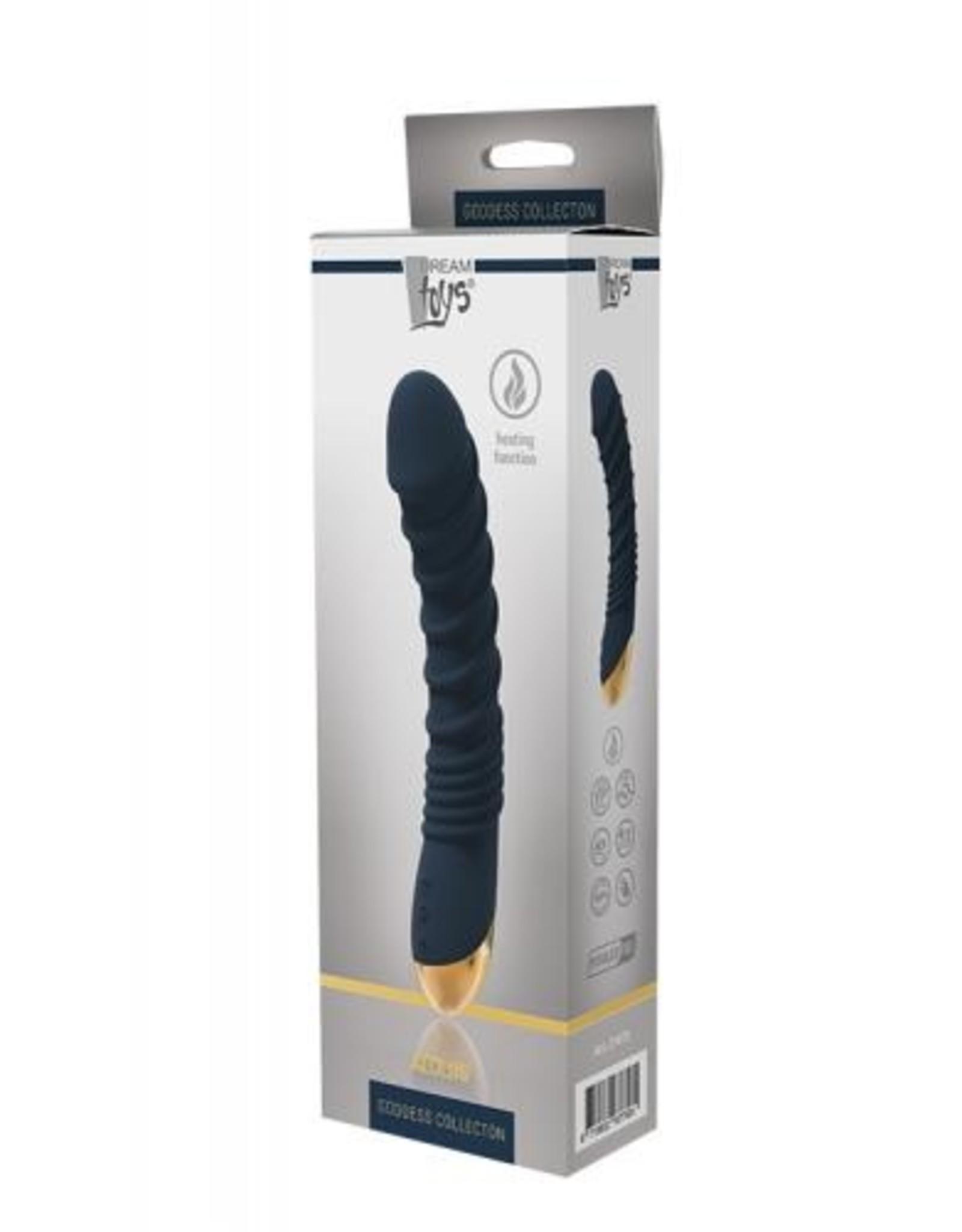 Goddess Collection Aeolus Verwarmende G-Spot Vibrator