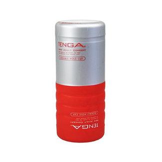 Tenga Tenga Standard - Double Hole Cup