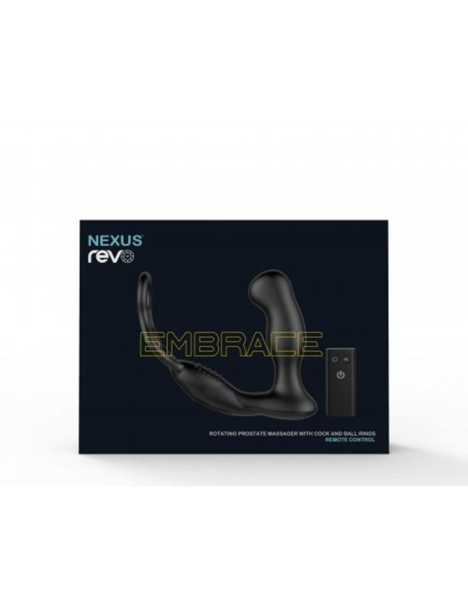 Nexus Nexus Revo Embrace Vibrerende Prostaat Stimulator