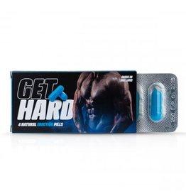 VitaVero Get Hard! Erectiepillen - 4 Stuks