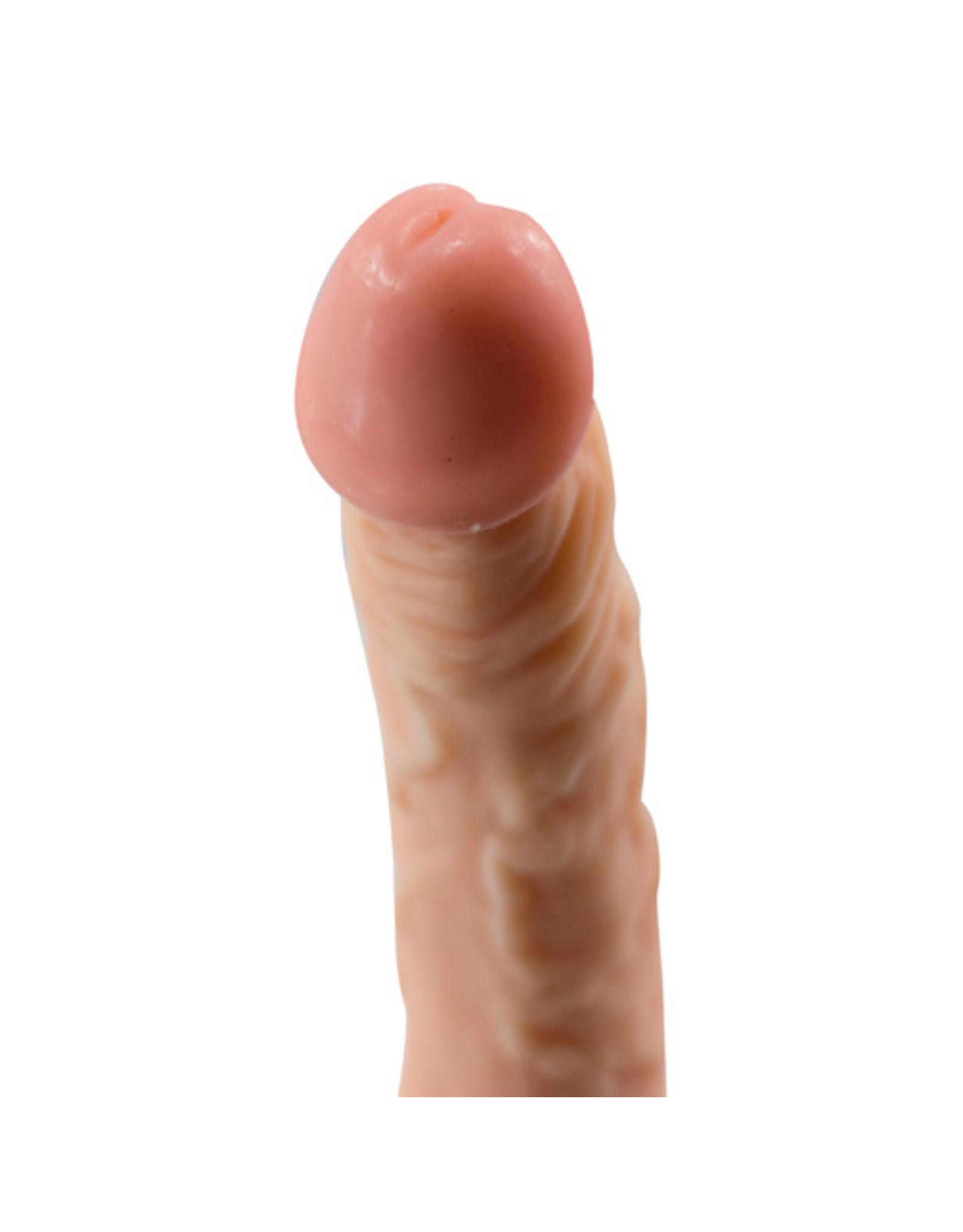 You2Toys European Lover Realistische Dildo Met Zuignap- 20.5 cm