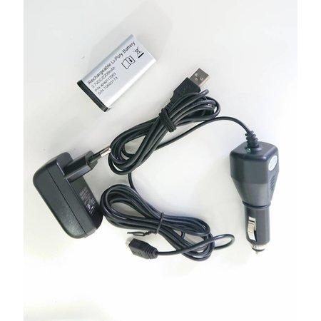 AlcoTrue® Polymer accu t.b.v. AlcoTrue® P of M