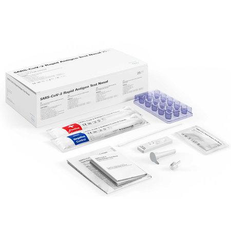 Roche Zelftest - voordeelverpakking 25 stuks