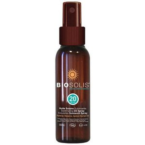 Biosolis Sublimating Sun Oil Spray SPF20 100ml