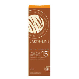 Earth-Line Argan Bio Sun Face SPF15 50ml