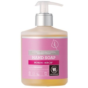 Urtekram Nordic Birch Hand Soap Antibac 380ml
