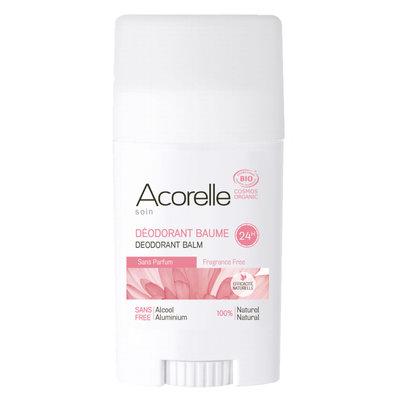 Acorelle Deodorant Balsem Parfumvrij 40g