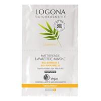 Logona Matterend Lavaerde Masker 2x7.5ml