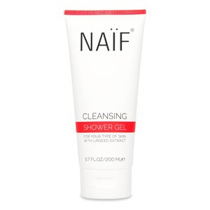 NAÏF Cleansing Shower Gel 200ml