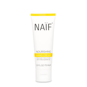 NAÏF Nourishing Hand Cream 75ml