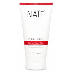 NAÏF Purifying Body Scrub 150ml