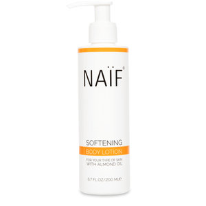 NAÏF Softening Bodylotion 200ml