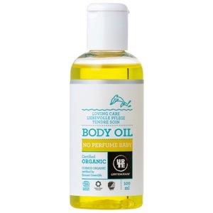 Urtekram No Perfume Baby Oil 100ml