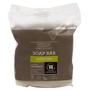 Urtekram Olive Oil Soap Bar 3x150g
