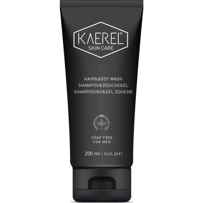 Kaerel Shampoo & Douchegel 200ml