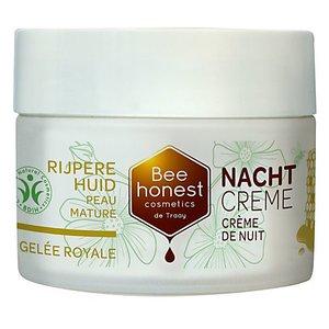 De Traay Bee Honest Nachtcrème Gelee Royale 50ml