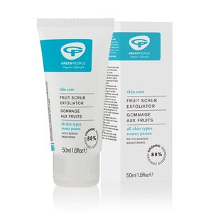 Green People Fruit Scrub Exfoliator 50ml