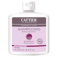 Cattier Shampoo Droog Haar Bamboe 250ml