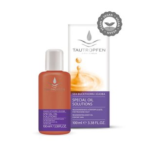 Tautropfen Regenerating Body Oil for Dry Skin 100ml