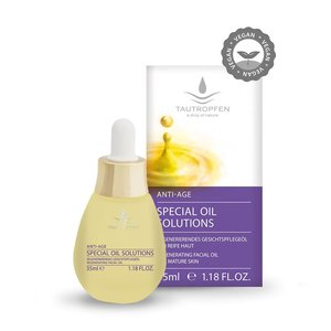 Tautropfen Regenerating Facial Oil for Mature Skin 35ml