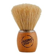 Aleppo Soap Co. Scheerkwast Hout 8cm