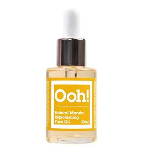 Ooh! Natural Marula Replenishing Face Oil 15ml of 30ml
