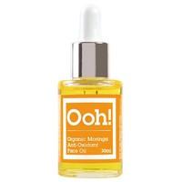 Ooh! Organic Moringa Anti-Oxidant Face Oil 15ml of 30ml