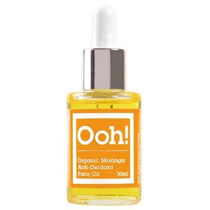 Ooh! Organic Moringa Anti-Oxidant Face Oil 15ml of 30ml