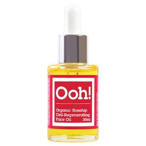 Ooh! Organic Rosehip Cell-Regenerating Face Oil 15ml of 30ml