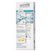 Lavera Basis Sensitiv Anti-Ageing Eye Cream Q10 15ml
