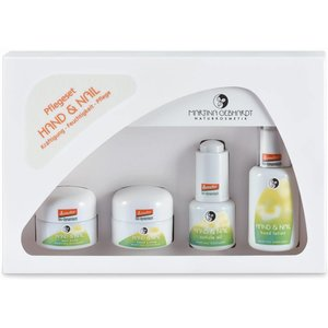 Martina Gebhardt Hand & Nail Care Set