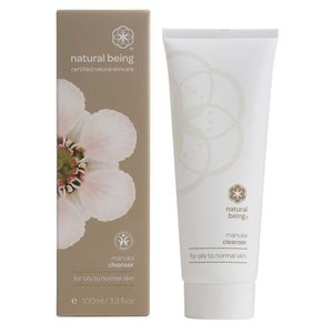 Natural Being Manuka Cleanser Oily/Normal Skin 100ml