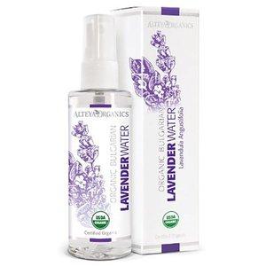 Alteya Organics Organic Bulgarian Lavender Water 100ml/250ml/500ml