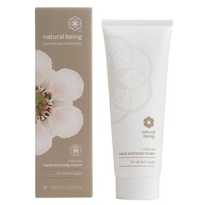 Natural Being Manuka Hand & Body Cream 100ml