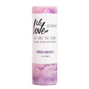 We Love The Planet Deodorant Stick Lovely Lavender 65g