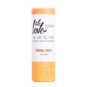 We Love The Planet Deodorant Stick Original Orange 65g